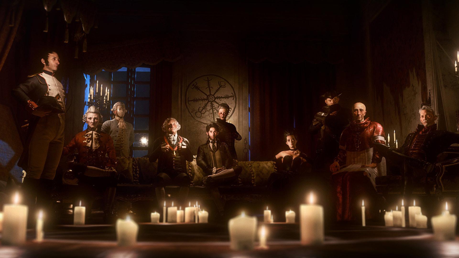 Скриншот №1 к The Council - Complete Season