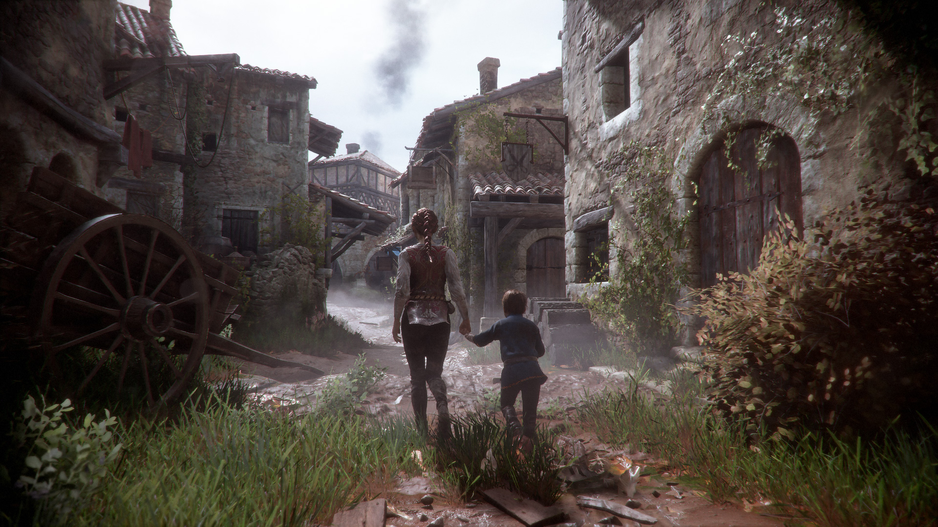 Аренда A Plague Tale: Innocence на PlayStation 4