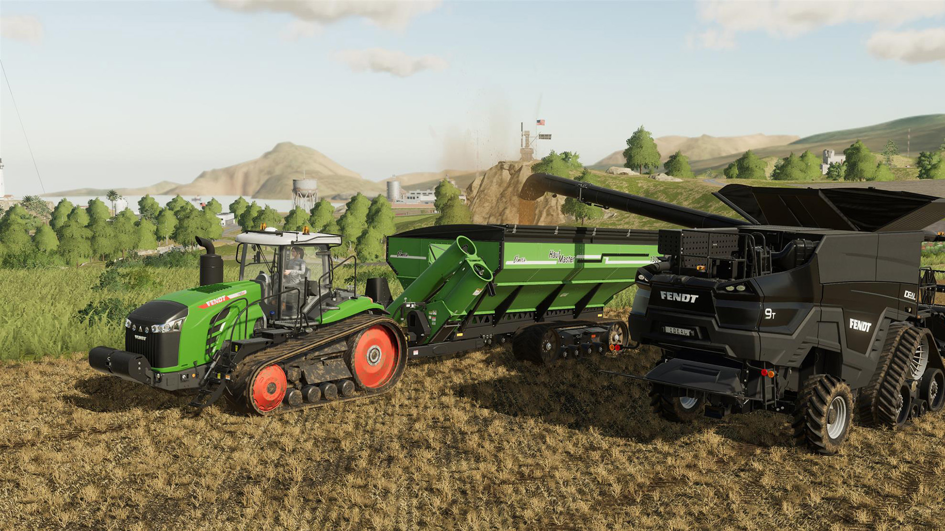 Скриншот №4 к Farming Simulator 19