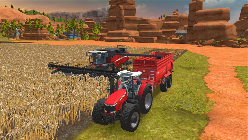 Инструкция по игре farming simulator 2018