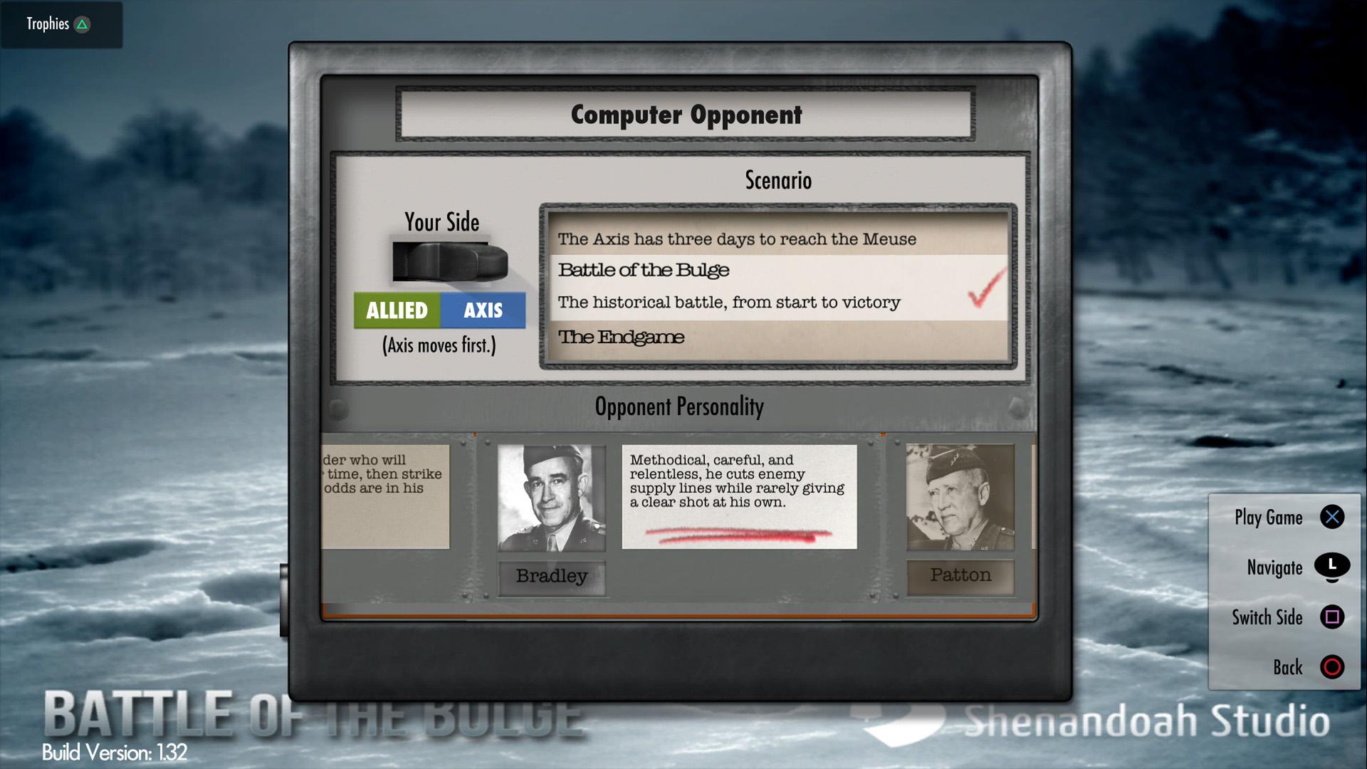 Скриншот №7 к Battle of the Bulge