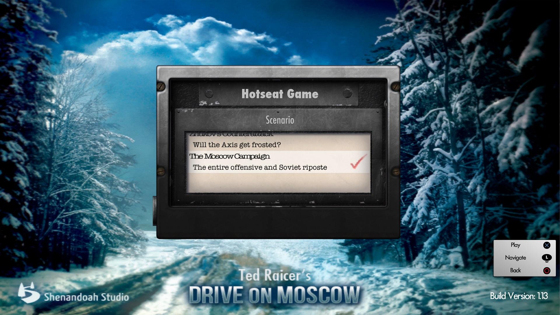 Скриншот №9 к Drive on Moscow