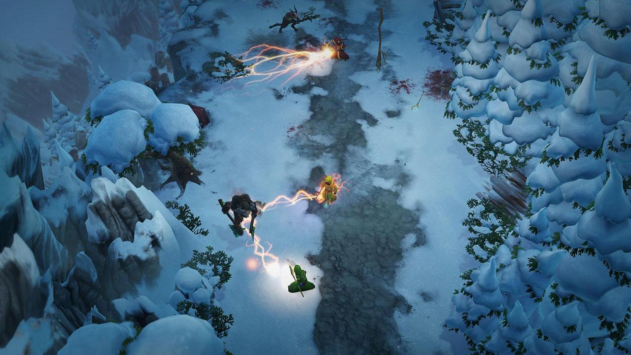 Скриншот №10 к Magicka 2 Special Edition