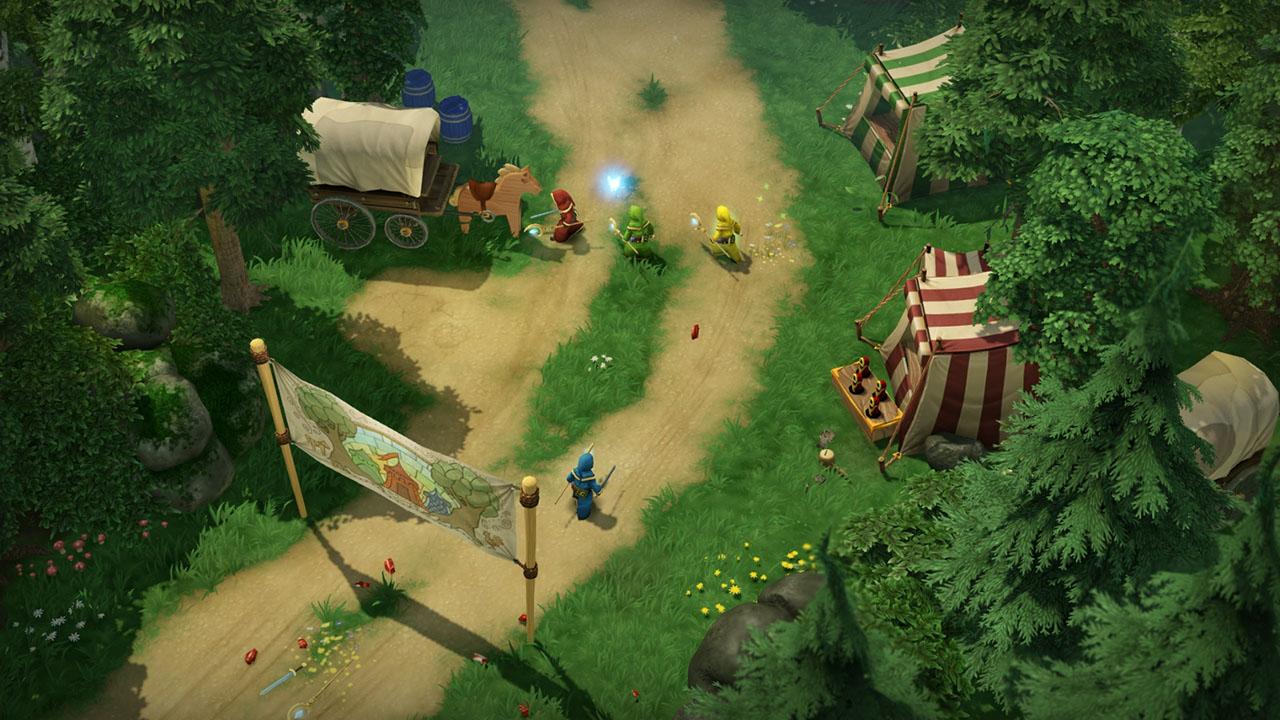 Скриншот №1 к Magicka 2 Special Edition