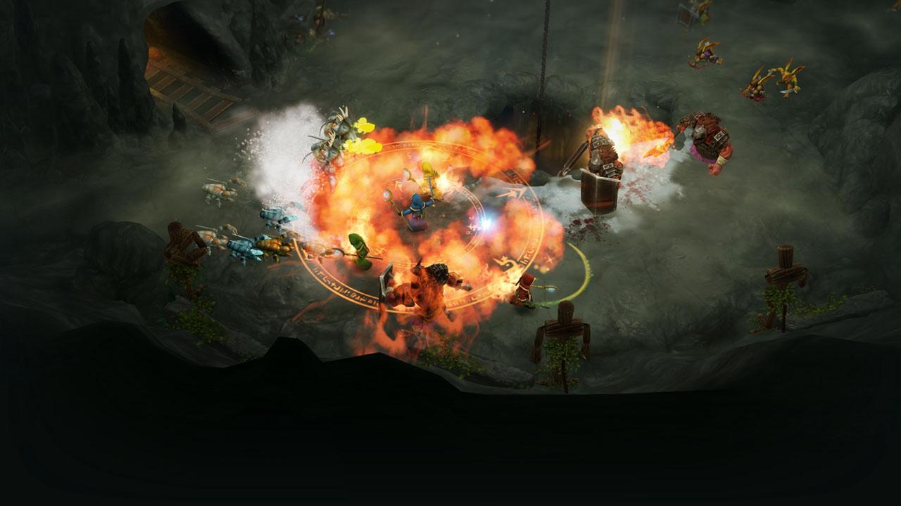 Скриншот №3 к Magicka 2