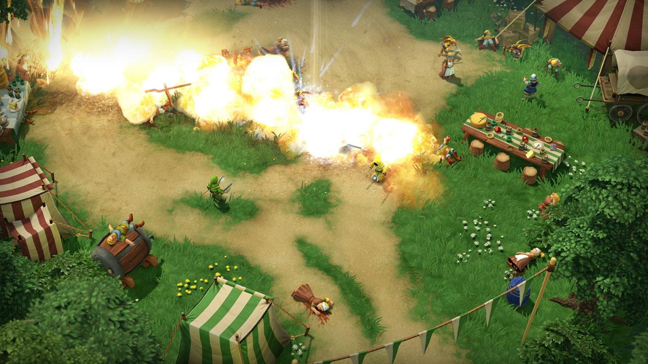 Скриншот №2 к Magicka 2 Special Edition