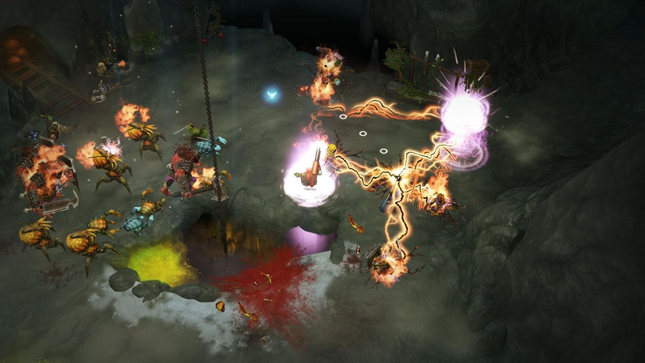 Скриншот №4 к Magicka 2 Special Edition