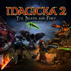 Magicka 2  Ice, Death and Fury DLC!