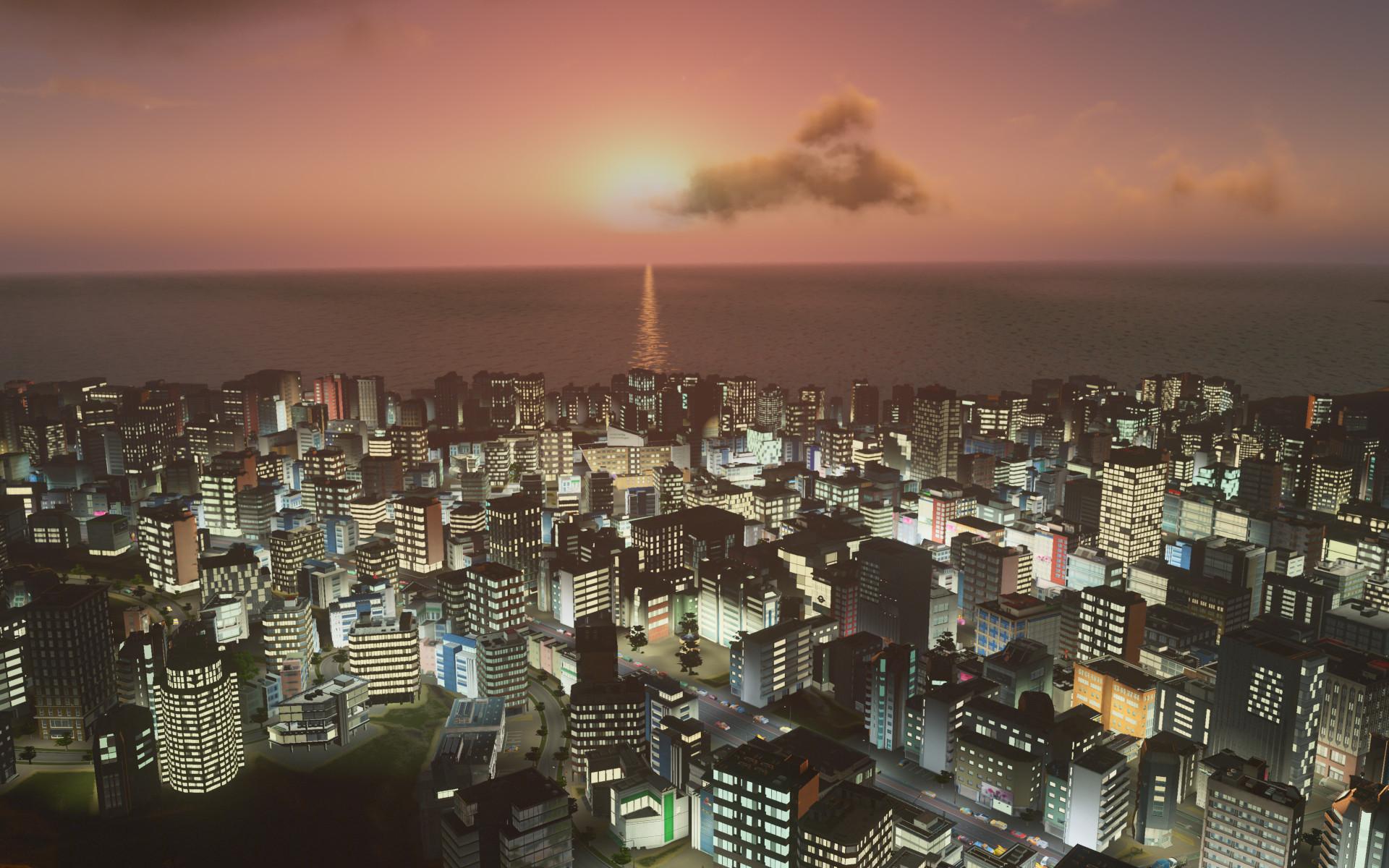 Скриншот №4 к Cities Skylines - Premium Edition 2