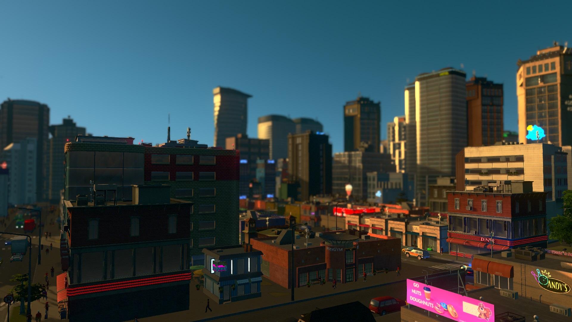 Скриншот №4 к Cities Skylines - Mayors Edition