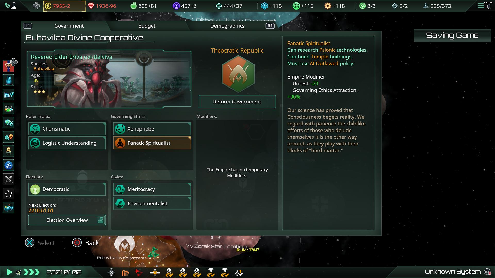 Скриншот №4 к Stellaris Console Edition - Standard Edition