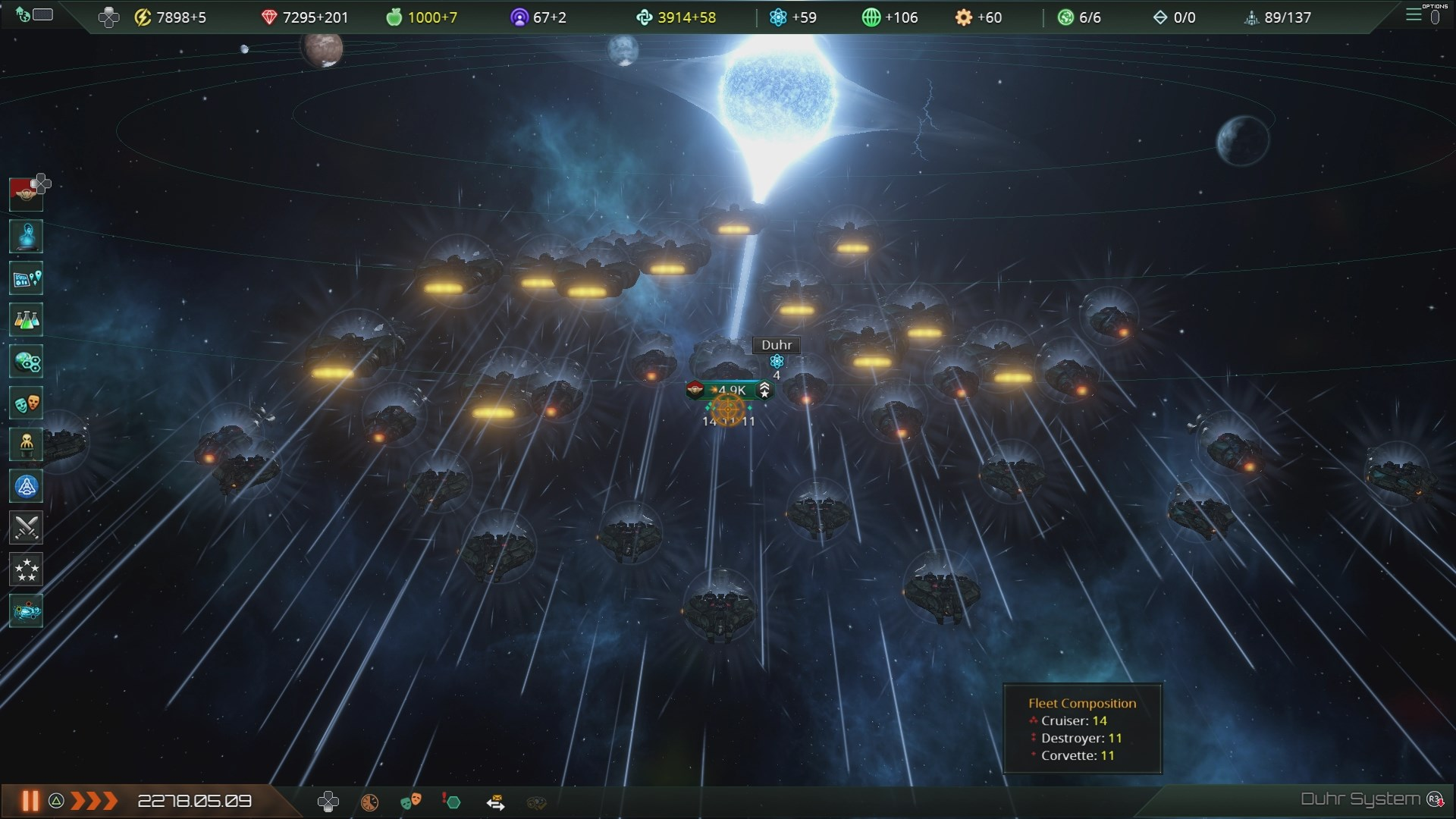 Скриншот №1 к Stellaris Console Edition - Deluxe Edition
