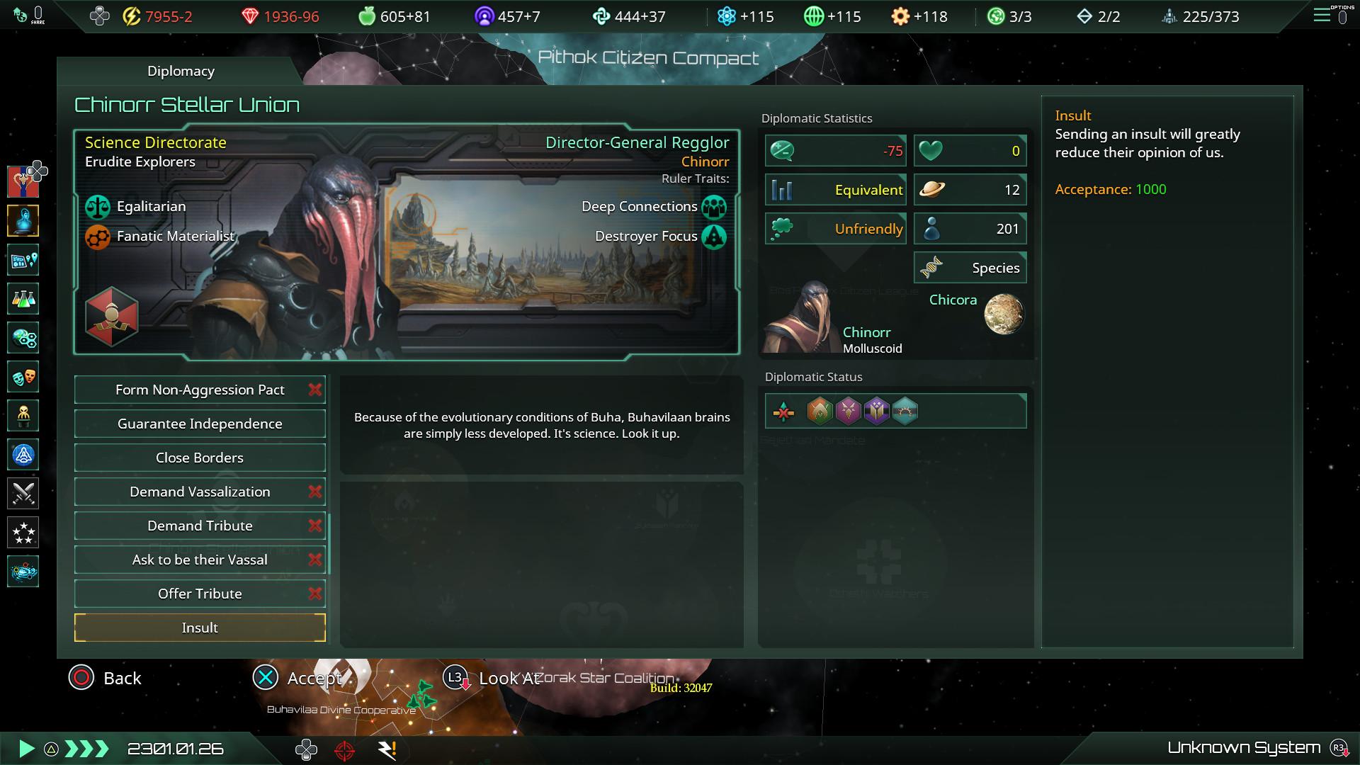 Скриншот №5 к Stellaris Console Edition - Standard Edition