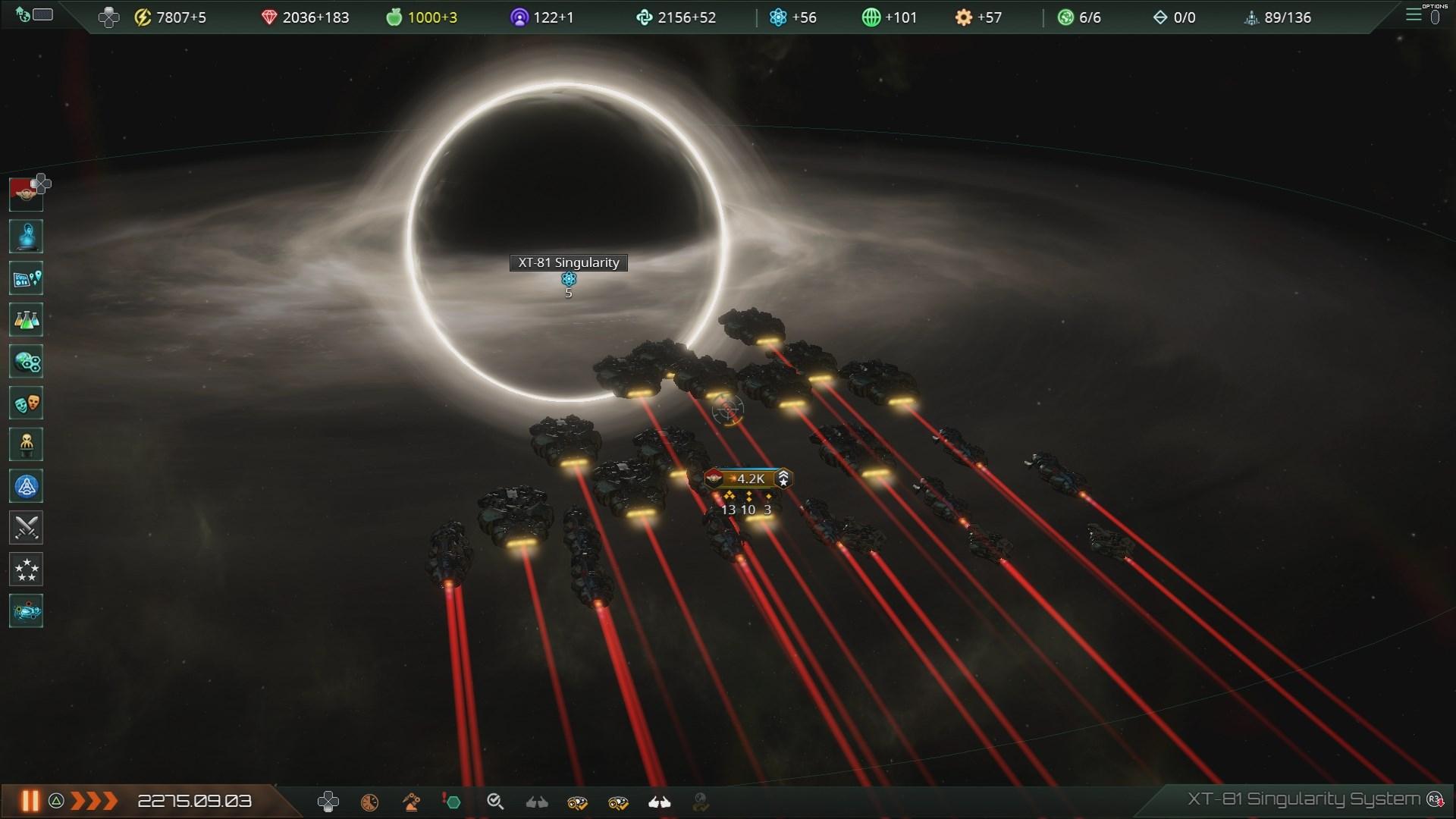 Скриншот №5 к Stellaris Console Edition - Deluxe Edition