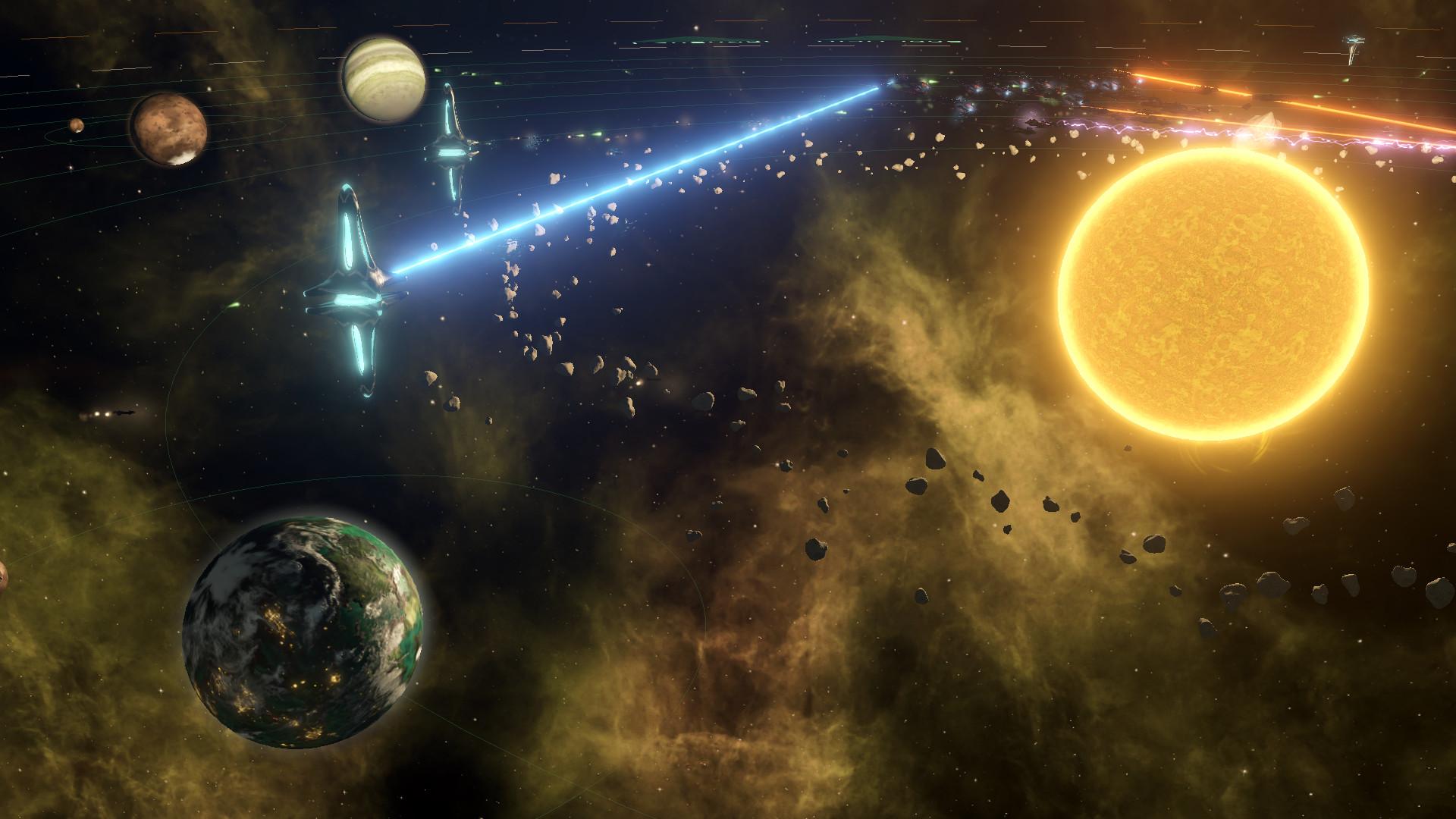 Скриншот №1 к Stellaris Console Edition - Standard Edition