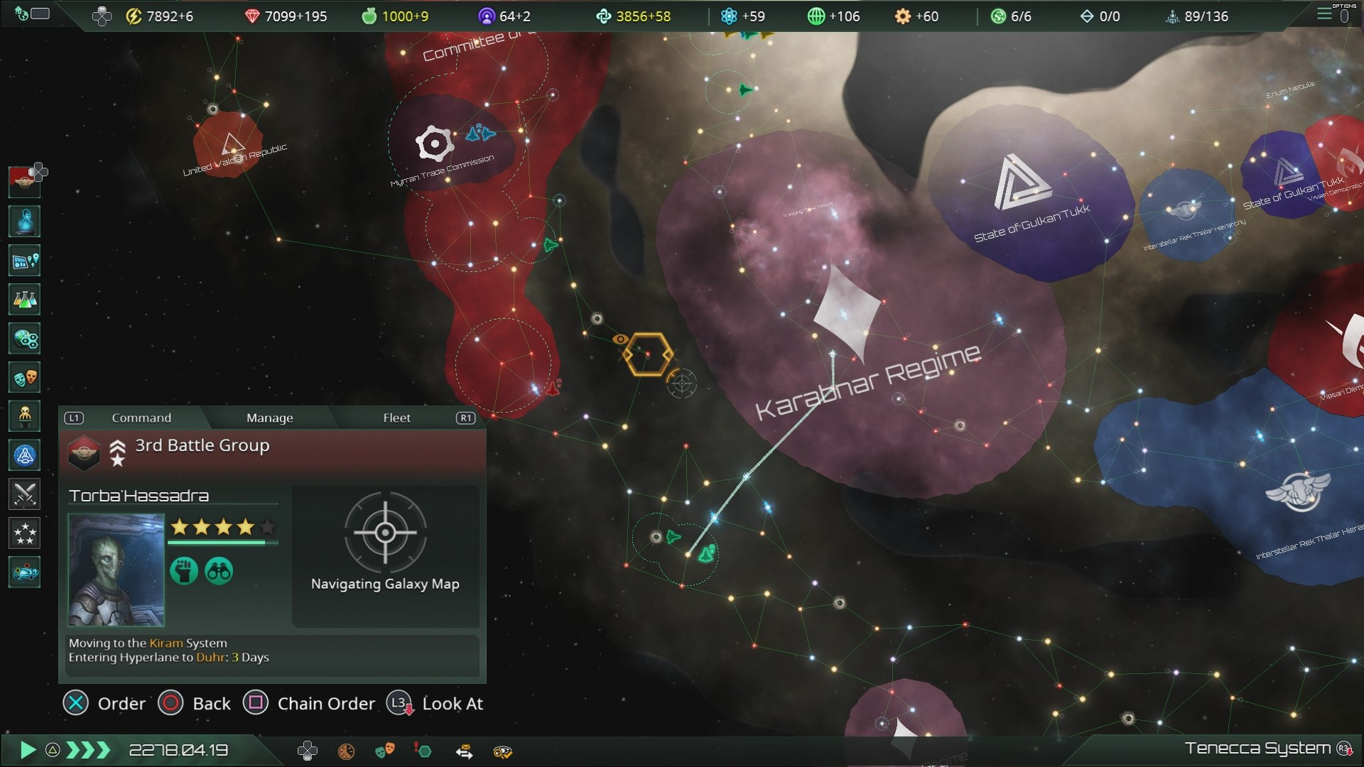 Скриншот №4 к Stellaris Console Edition - Deluxe Edition