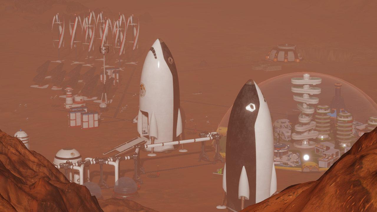 Скриншот №3 к Surviving Mars - First Colony Edition