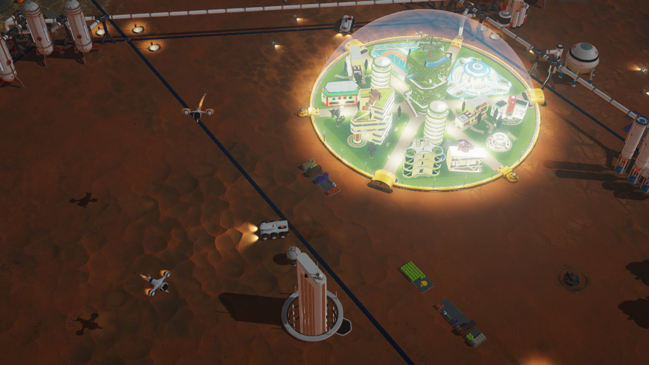 Скриншот №4 к Surviving Mars - First Colony Edition