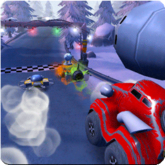 TNT Racers [PSP]