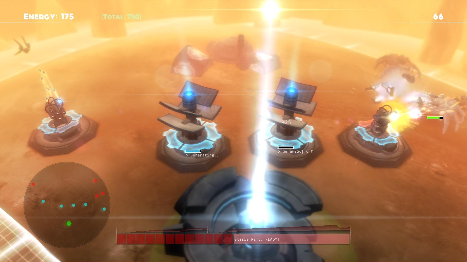 Скриншот №2 к Final Horizon