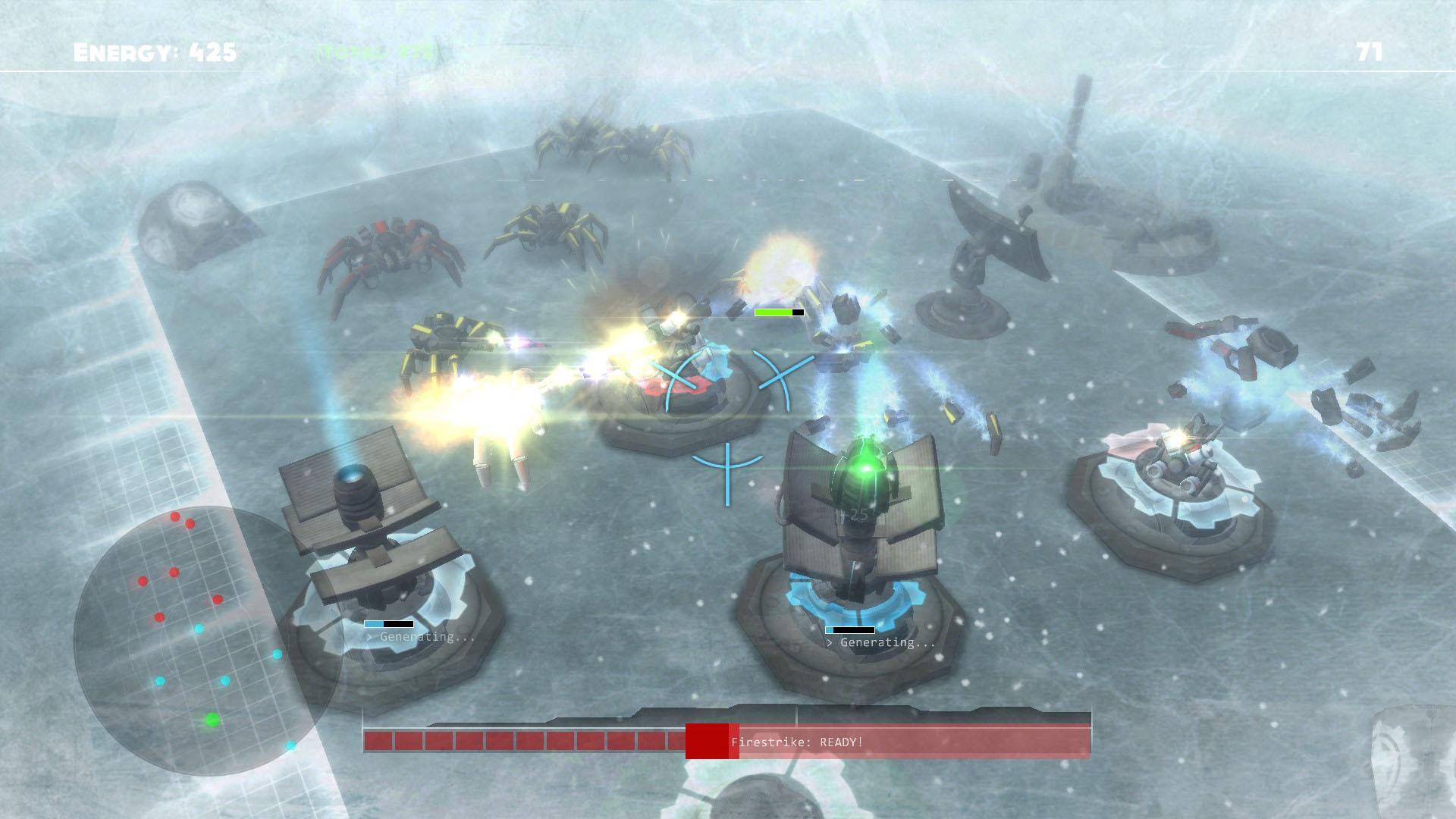 Скриншот №1 к Final Horizon