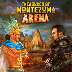 Treasures of Montezuma: Arena full game