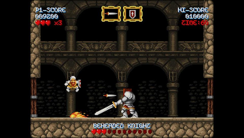 Cursed Castilla (Maldita Castilla EX) скриншот 4