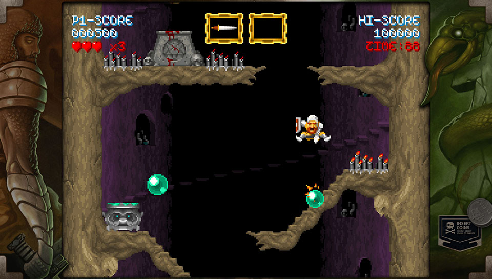 Cursed Castilla (Maldita Castilla EX) скриншот 2
