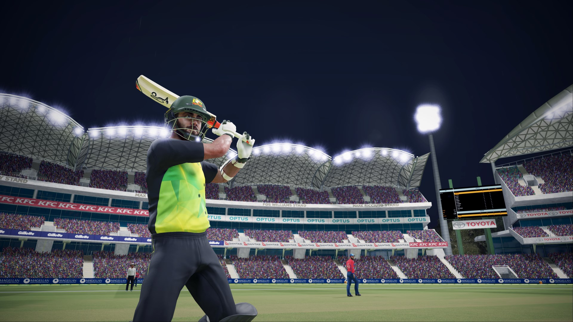 ASHES CRICKET скриншот 3