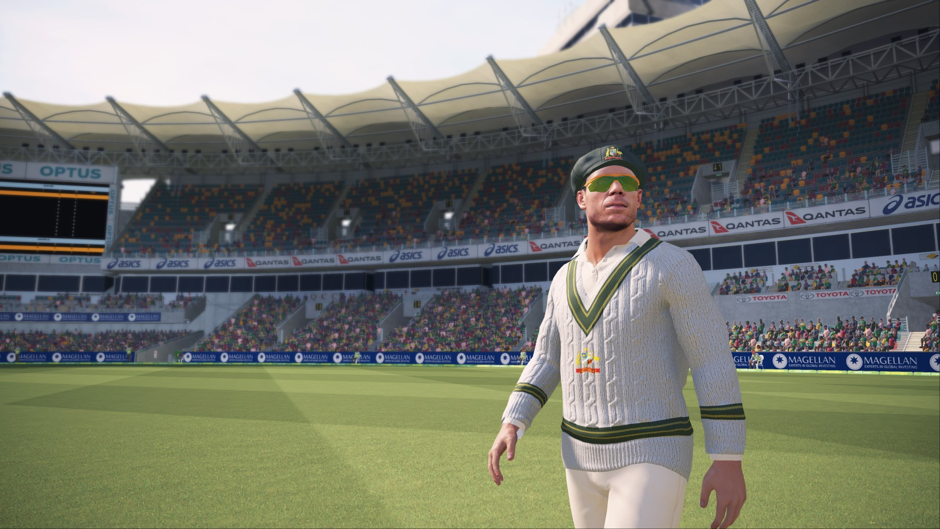 ASHES CRICKET скриншот 2
