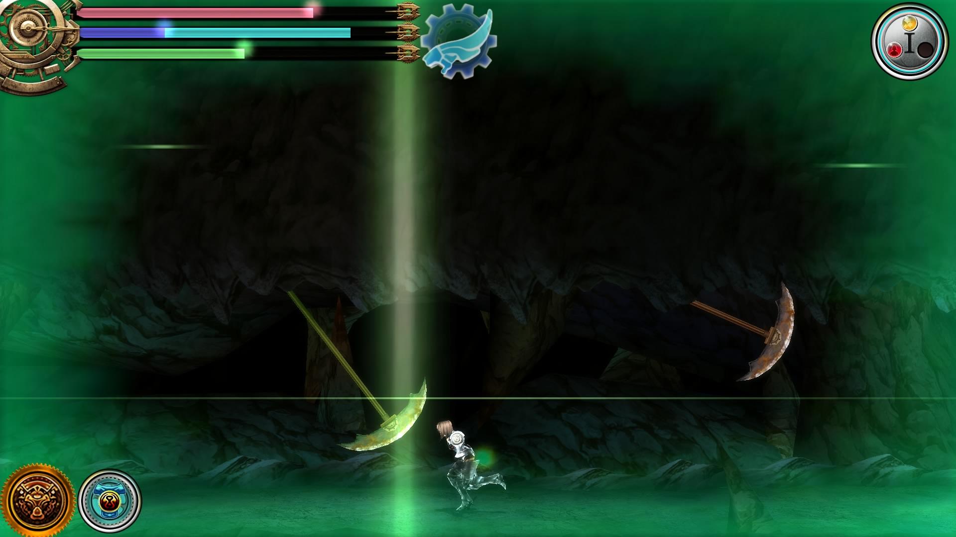 Скриншот №4 к AeternoBlade