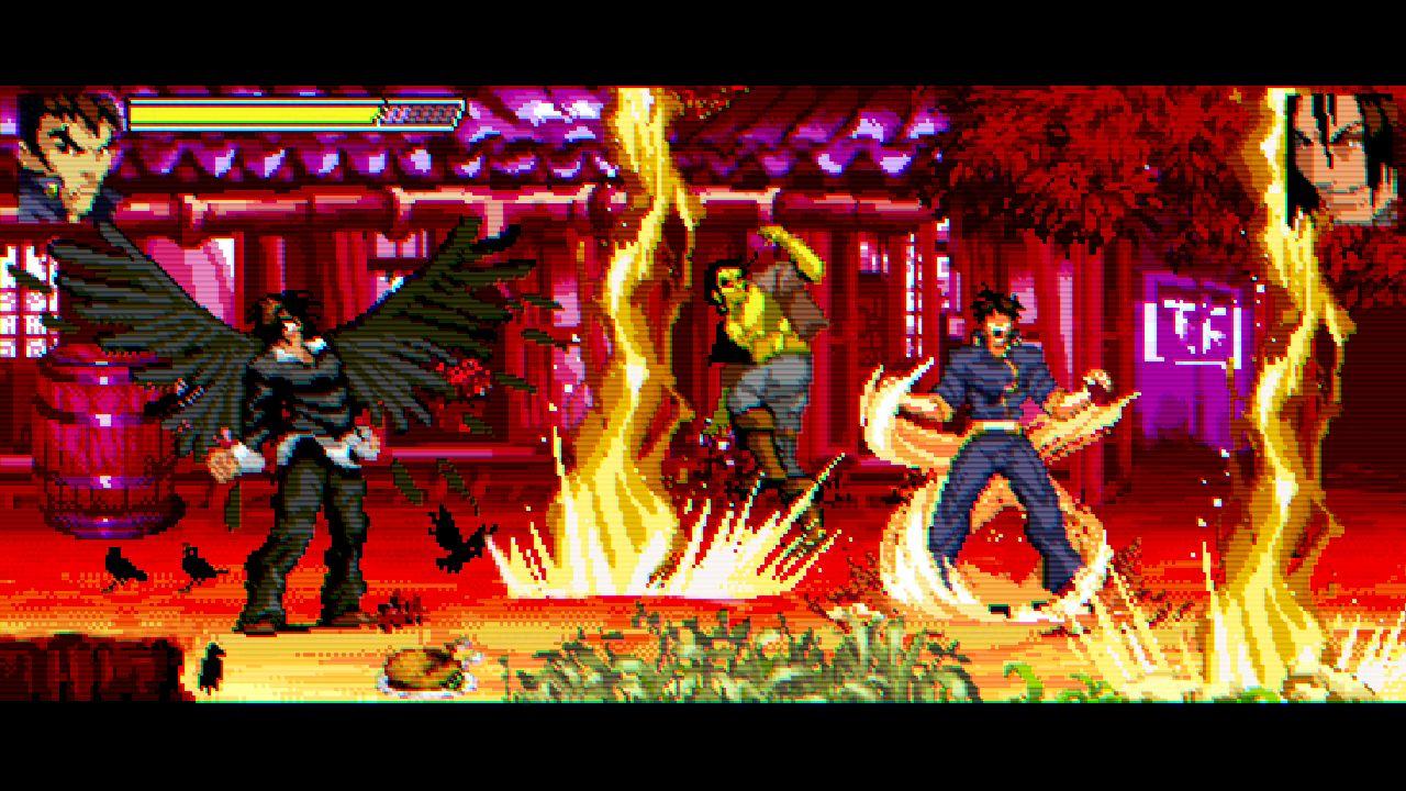Скриншот №2 к Gekido Kintaros Revenge