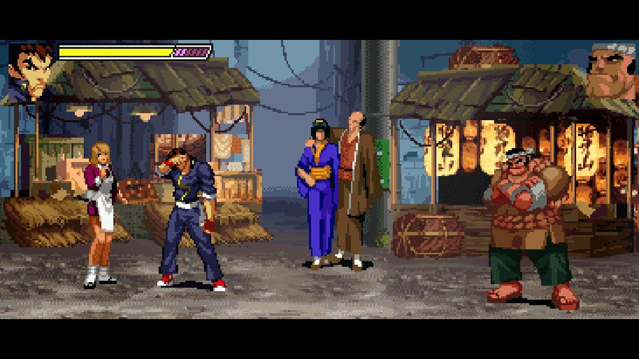 Скриншот №6 к Gekido Kintaros Revenge