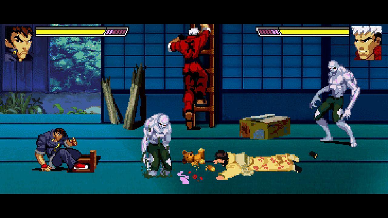 Скриншот №8 к Gekido Kintaros Revenge