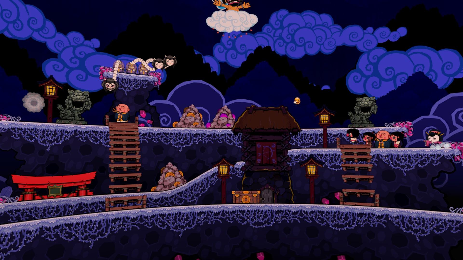 Pop-Up Pilgrims скриншот 2