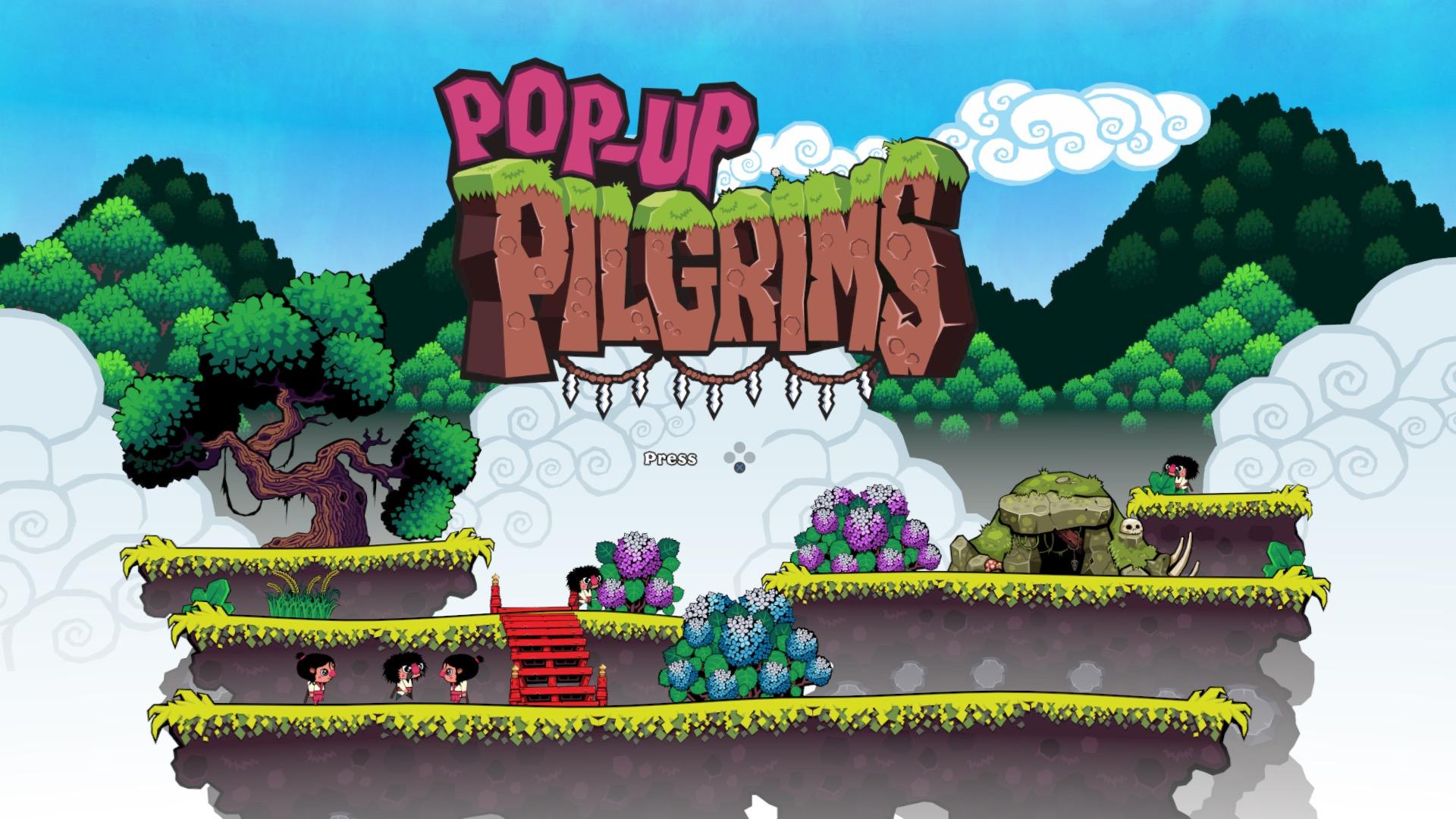 Pop-Up Pilgrims скриншот 1