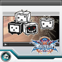 BLAZBLUE CENTRALFICTION Niconico TV-chan Pack [CROSS-BUY]