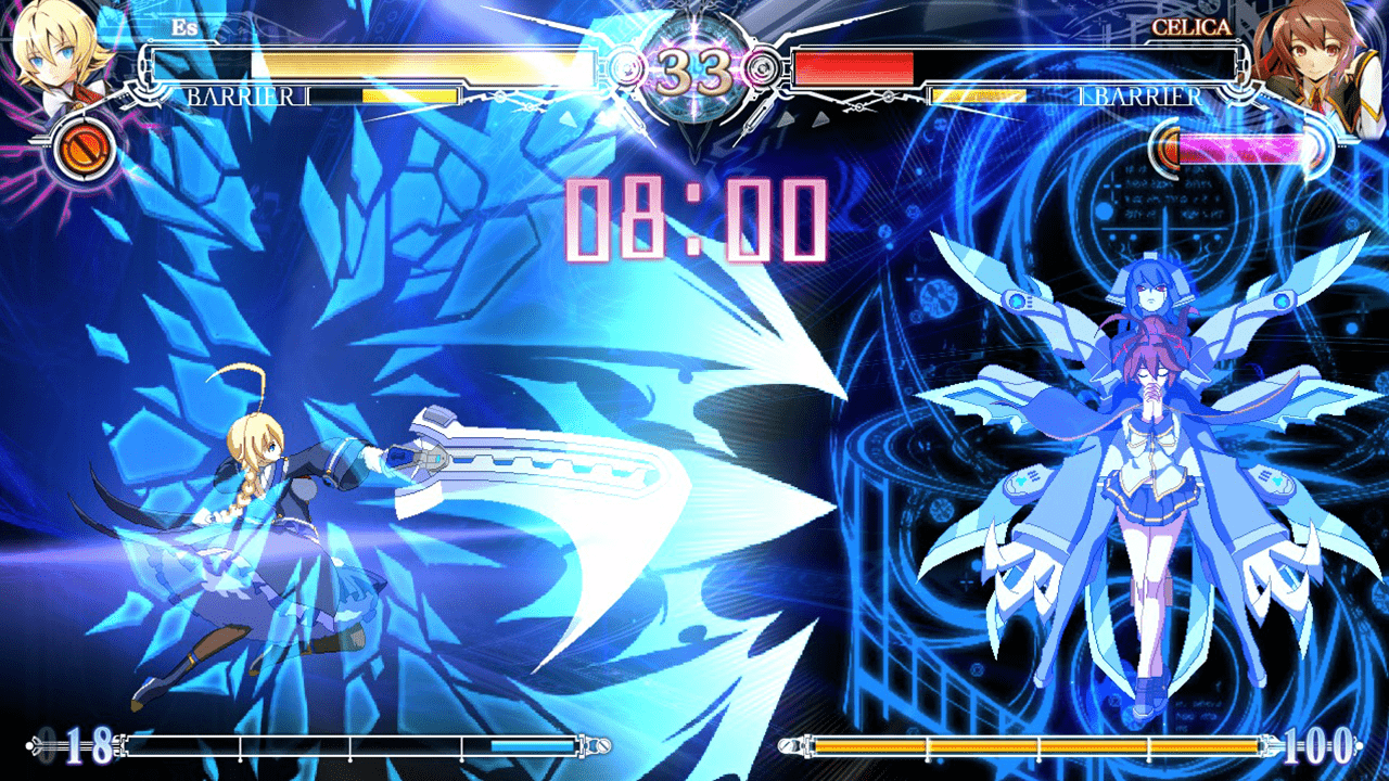 blazblue centralfiction on ps4