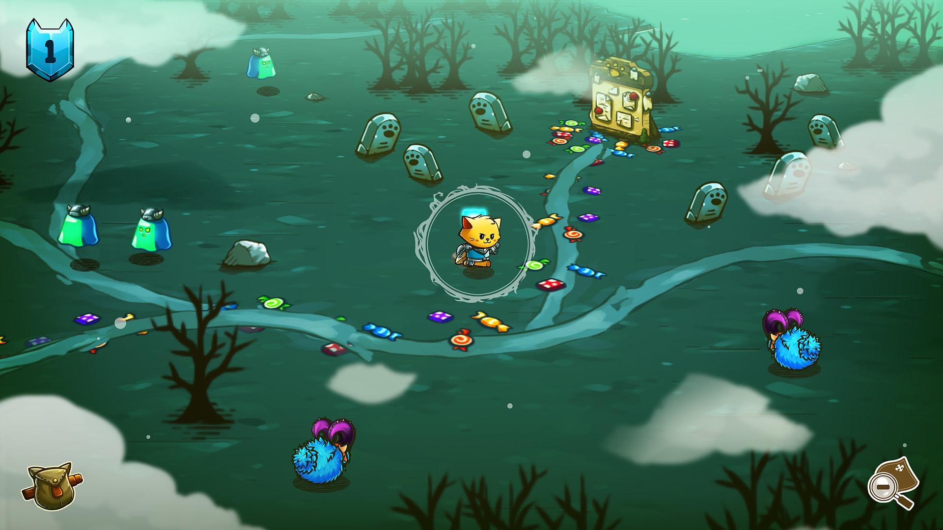 Cat Quest скриншот 6