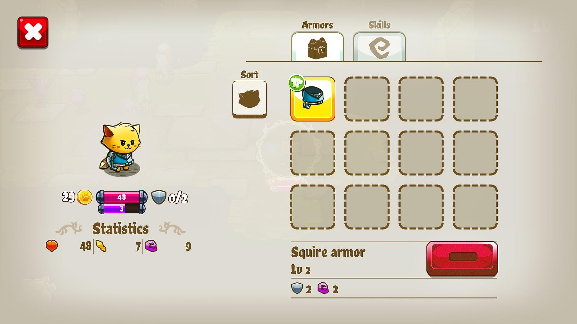 Cat Quest скриншот 5