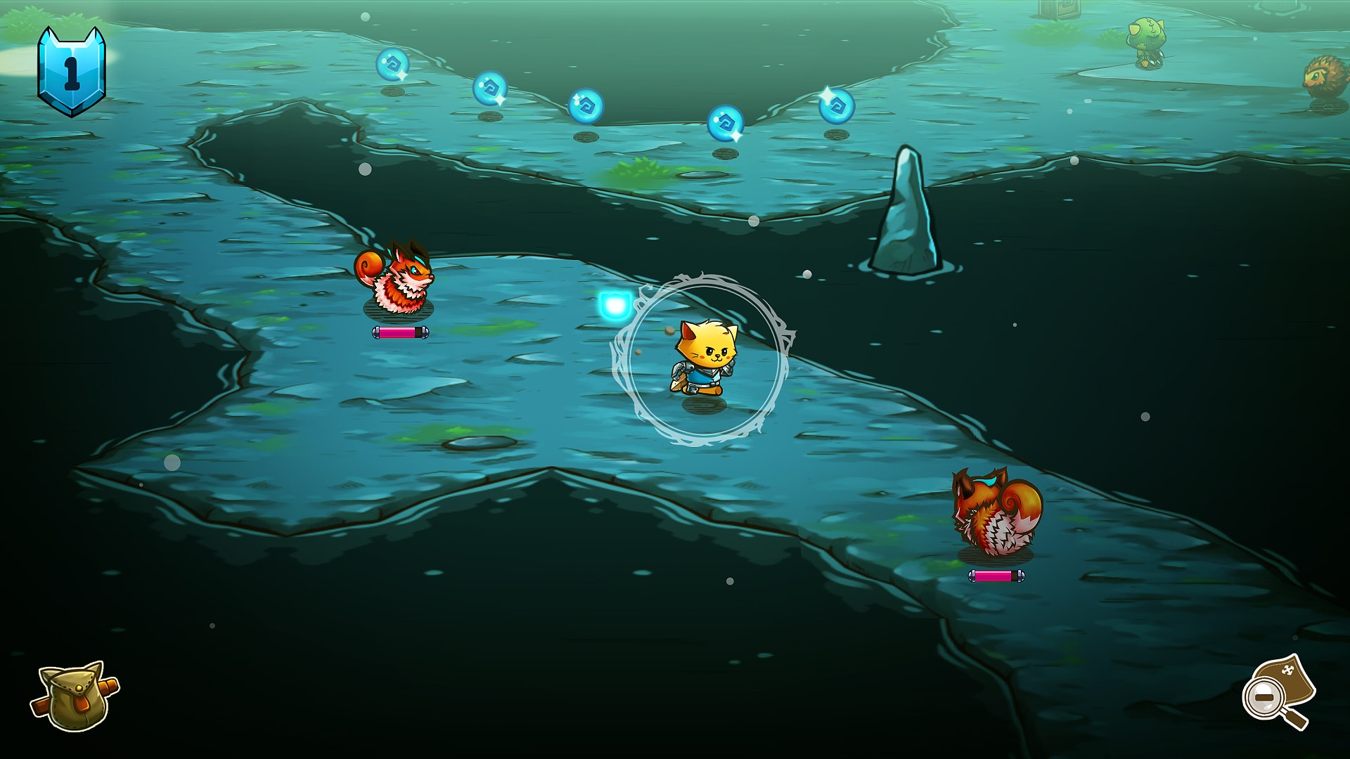 Cat Quest скриншот 7