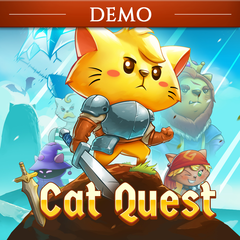 Cat Quest Demo