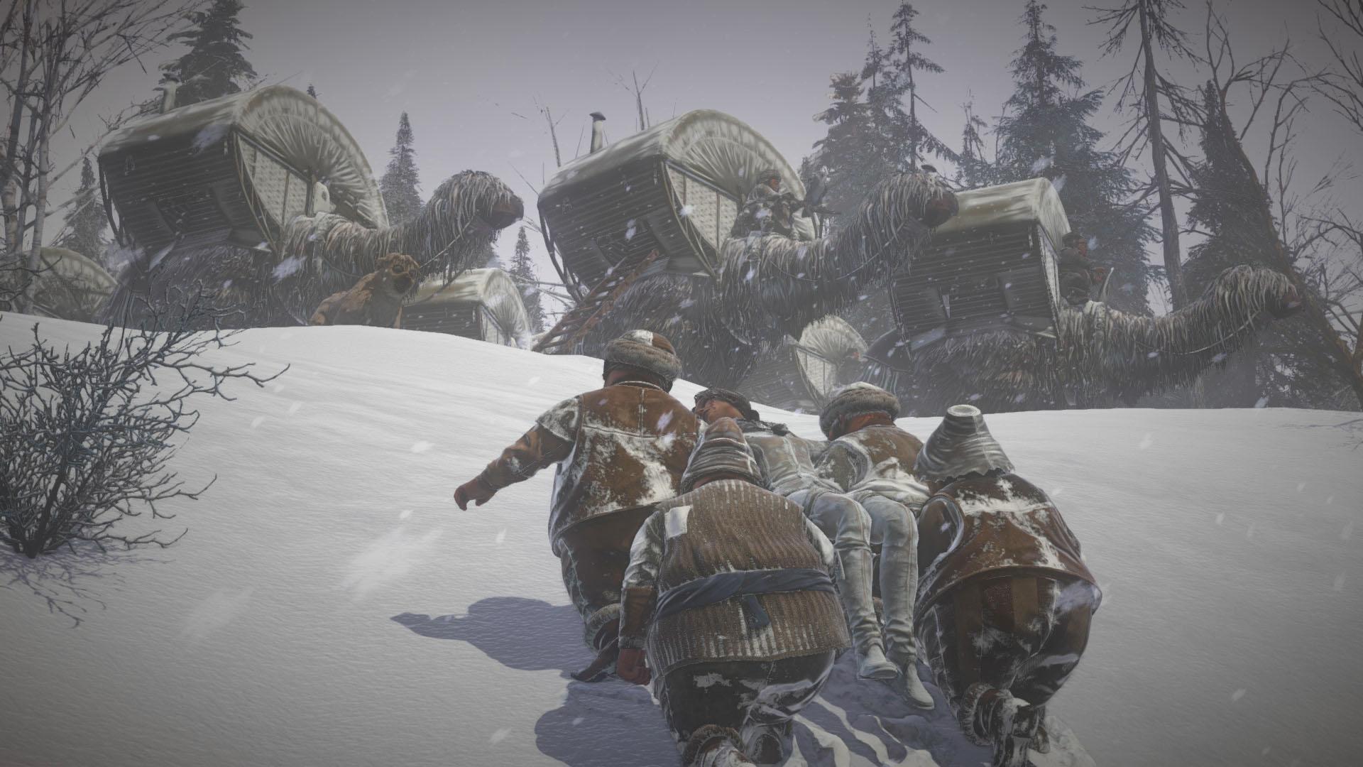 Скриншот №6 к Syberia 3