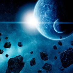 BRIKS 3d Dynamic Meteors HD Theme B
