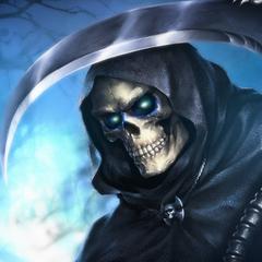 BRIKS Death Skull HD Theme