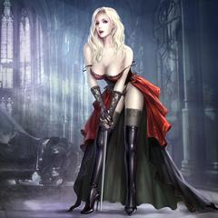 BRIKS Dynamic Vampire Crimson HD Theme