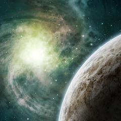 BRIKS Star Dynamic Galaxy HD Theme