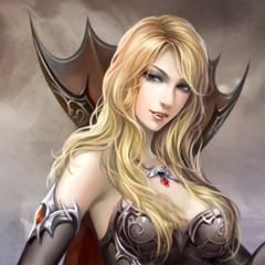 BRIKS Dynamic 5 Agata Vampire Theme HD Theme