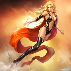 BRIKS Mirai Dynamic Comic Hero HD Theme 3