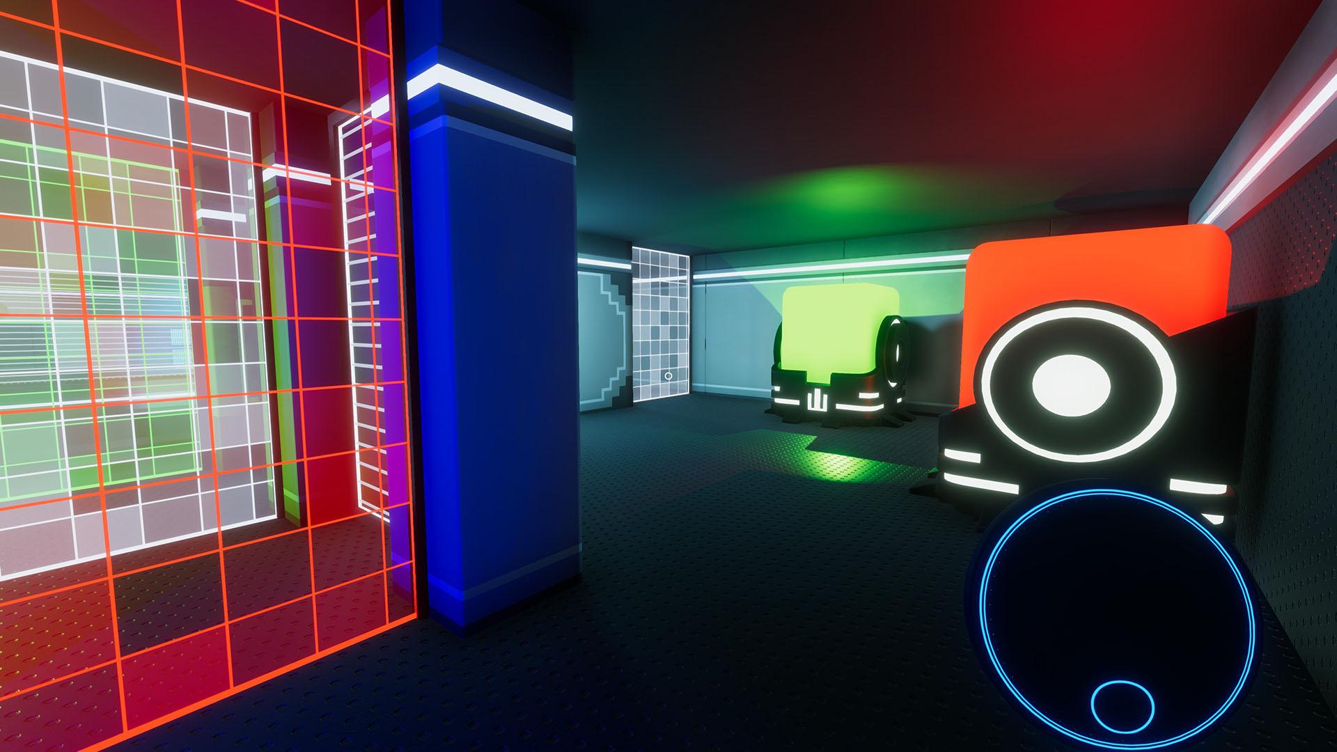 The Spectrum Retreat скриншот 7